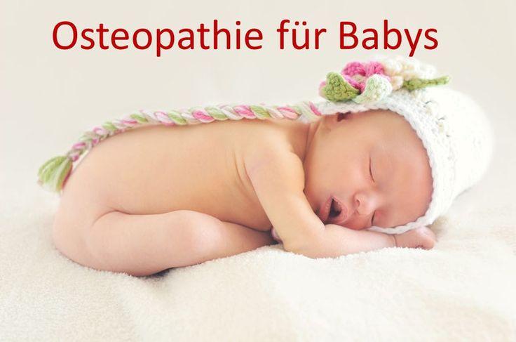 Osteopathie Babys - Osteopathie und Naturheilkunde Bünde
