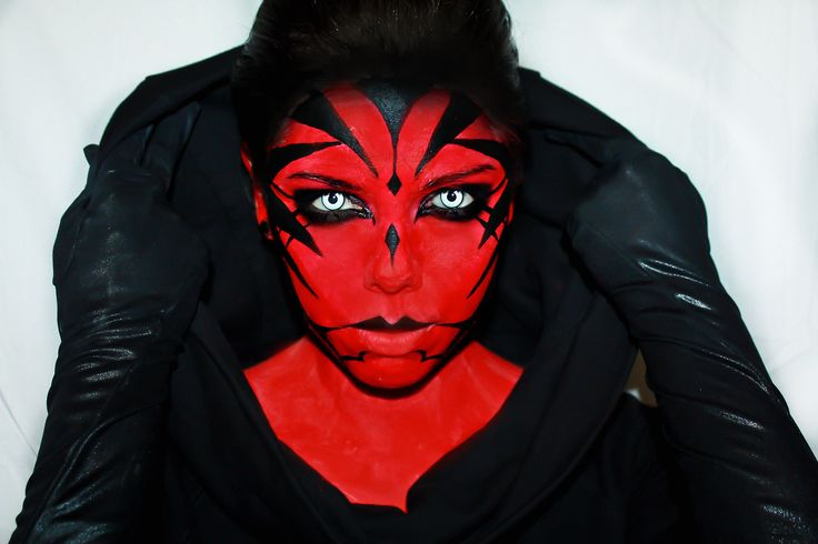 sith makeup | like if you love star wars female sith photo makeup karis fx