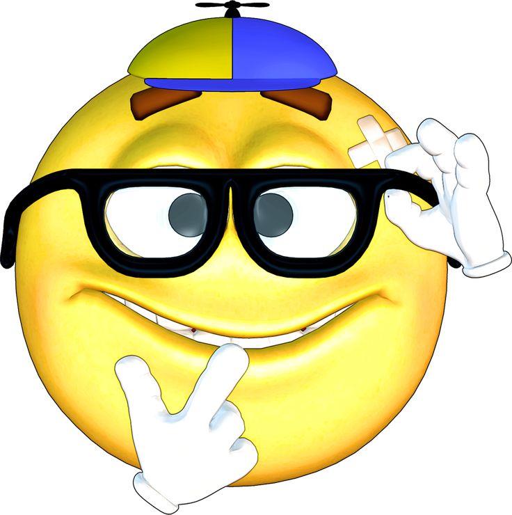 Картинка прикольная, картинки смешной смайлик в очках