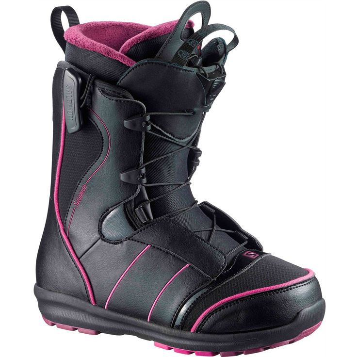 Salomon Pearl Snowboard Boots - Women's 2015 | Salomon Snowboards for sale at US Outdoor Store