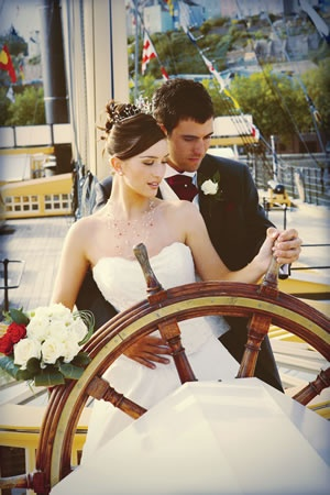 Themed wedding venues - Choosing a wedding venue to suit your theme