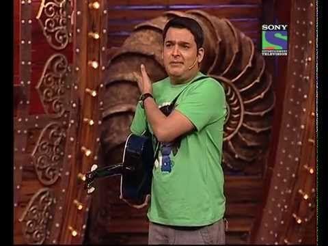 Kapil Sharma as Singer - Comedy Circus