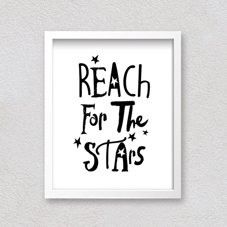 Reach For The Stars by oohlalavie on Etsy