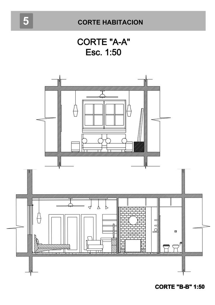 Proceso de dise o corte habitaciones hotel zentra el for Disenador virtual de habitaciones