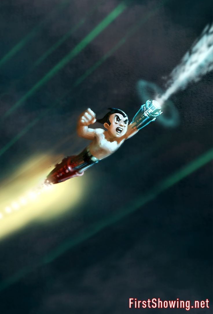 Exclusive: AstroBoy Concept Art and Director Interview #scifi - Stylendesigns.com!