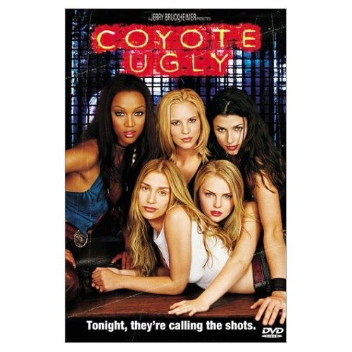 From hit-making producer Jerry Bruckheimer (Gone In 60 Seconds, Armageddon) comes Coyote Ugly, the intoxicating sexy comedy starring an unbeatable cast of hot new stars inlcuding Piper Perabo (Rocky And Bullwinkle) and Maria Bello (Payback). Moving to New York to pursue her dream of becoming a famous songwriter, Violet Sanford (Perabo) finds herself desperate and broke.