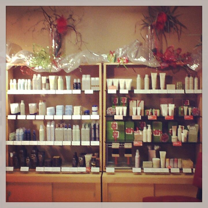 Stop by and pick up some wonderful Aveda products