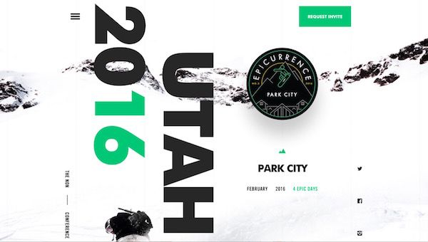 25 Best Web Designs of November 2015