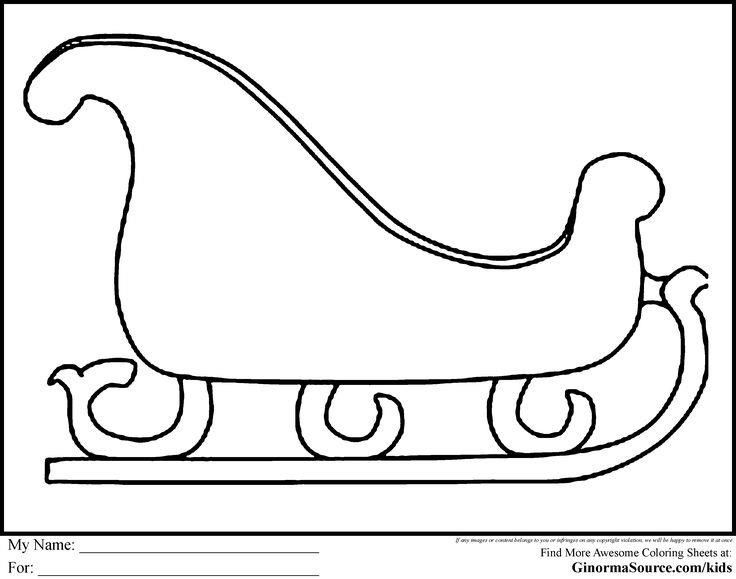Christmas Coloring Pages Santa Sleigh Printable Christmas Coloring Pages Free Christmas Printables Christmas Coloring Pages