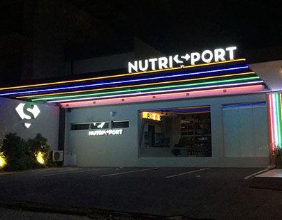 "Echa un vistazo a mi proyecto @Behance: ""Nutrisport Store"" https://www.behance.net/gallery/25707725/Nutrisport-Store"