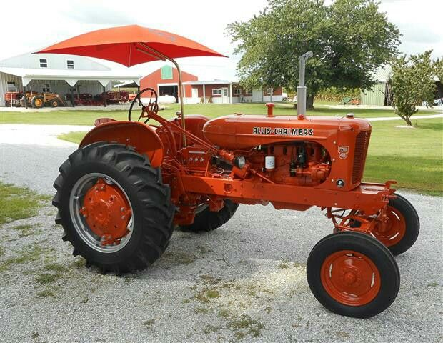 Best 25 Allis Chalmers Tractors Ideas On Pinterest
