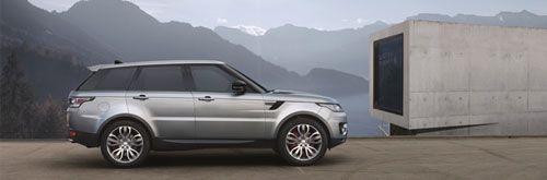 Gallerij: Test Range Rover Sport 2.0 SD4