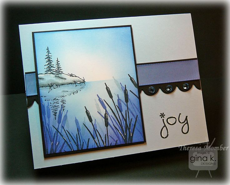 Hello, Stampers! It's a brand new sketch challenge at StampTV today and I hope you'll play along. Here is my sample using images from Life i...