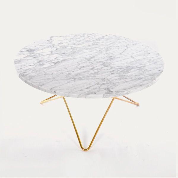 Table O - Oxdenmarq - Hauteur 40 cm , diamètre 80 cm - d'autres dimensions