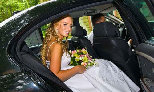 Best Wedding Limo Service #BostonCarService #LimoService