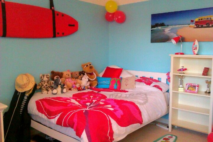 17 best ideas about hawaiian theme bedrooms on pinterest for 10 year old girl room