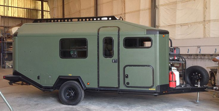 The Ultimate Camper for the Ultimate Outdoorsmen