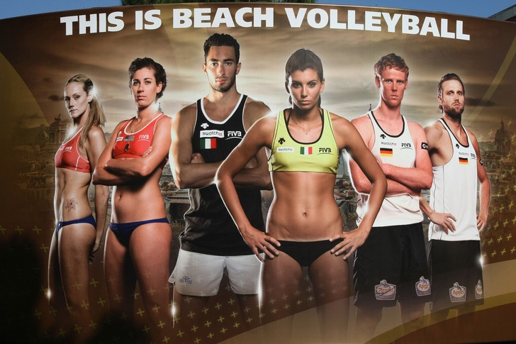 fivb beach volleyball heros