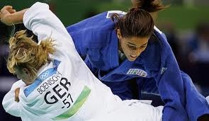 Women's Judo. There's not a tougher women's sport out there.
