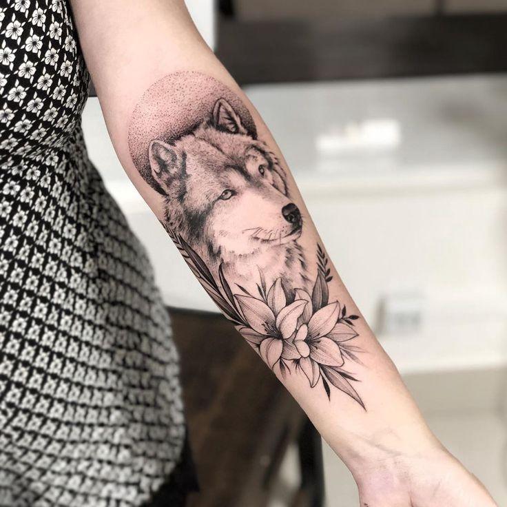 Destaques em 2019 e tendência da tatuagem para 2020 - Blog Tattoo2me em 2020 | Lobo tatuagem, Tatuagem, Tatuagens