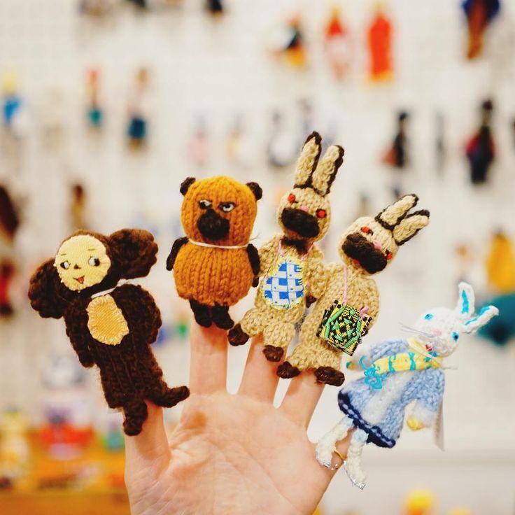 いいね!593件、コメント7件 ― MIHO IOKA 井岡美保さん(@iokamiho)のInstagramアカウント: 「おはようございます。今日はカナカナとボリクコーヒーは定休日です。 ターニャの指人形のチェブラーシカの顔が変わりました〜。ちょっとビックリ。…」