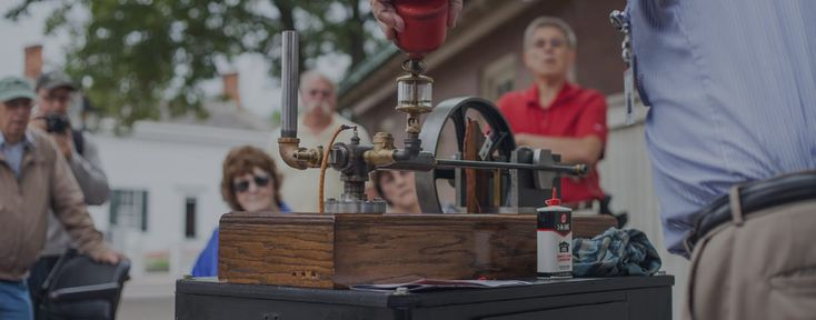 Watch a running replica of Henry Ford's first experimental gasoline engine from 1893 Engineering Firsts Demonstrations.