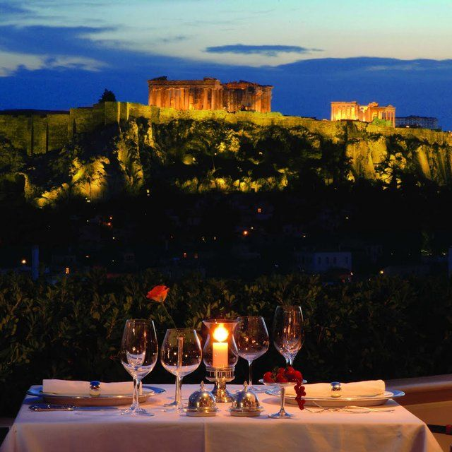 Hotel Grande Bretagne @ Athens