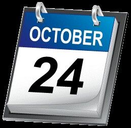 If October 24 is your birthday http://iftodayisyourbirthday.com/bornoctober24/