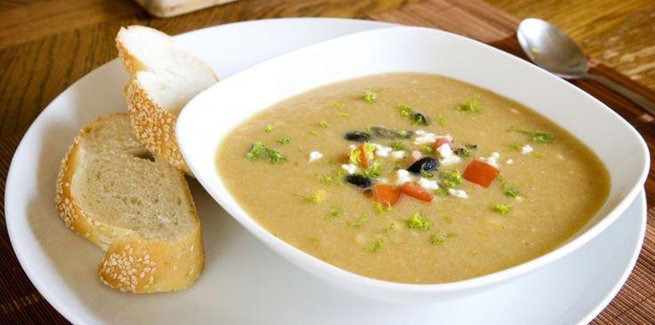 Soupe de chou-fleur au brie | Soupe choux fleur, Soupe au chou, Recette soupe