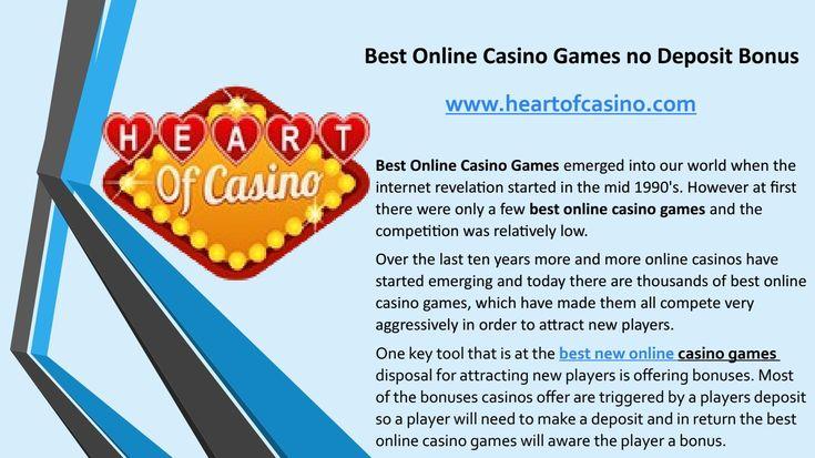 best bonus for online casino