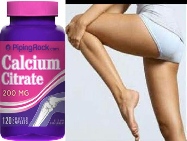 Calcium Citrate 200 mg 120 Coated Caplets