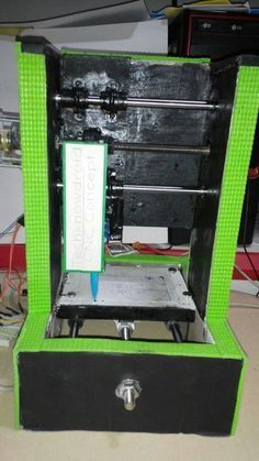 A Simple DIY Arduino controlled CNC Machine Pen Plotter or PCB Mill for under US$50.