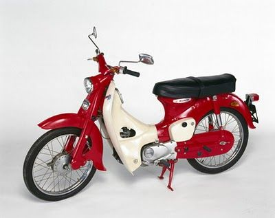 Honda C 90 Cub - Legendary bike that allowed the poor and the novice to get on to two wheels!