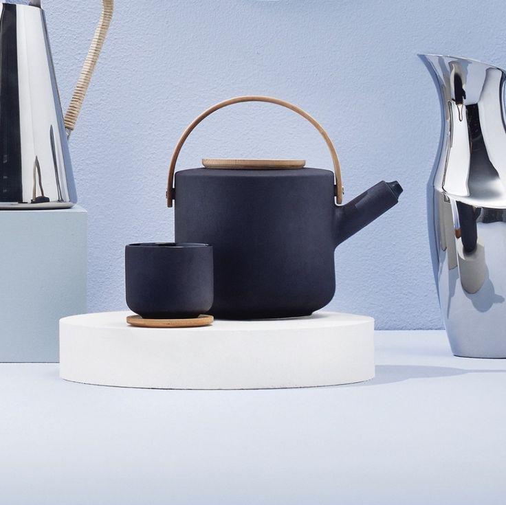 Kanvica na čaj STELTON THEO