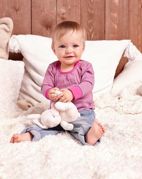 Babaruhák & ötletek a gyerekszobába - kizárólag online a Tchibo-