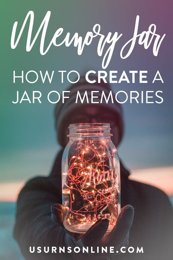 Memorial Ideas Memory Jar In 2020 Memory Jar Memory Jar Graduation Memory Jar Diy