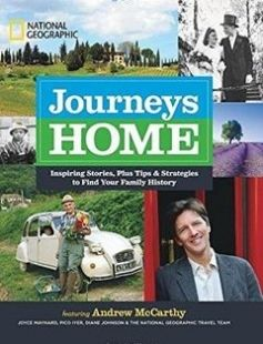 Journeys Home: Inspiring Stories Plus Tips and Strategies to Find Your Family History free download by Andrew McCarthy ISBN: 9781426213816 with BooksBob. Fast and free eBooks download.  The post Journeys Home: Inspiring Stories Plus Tips and Strategies to Find Your Family History Free Download appeared first on Booksbob.com.
