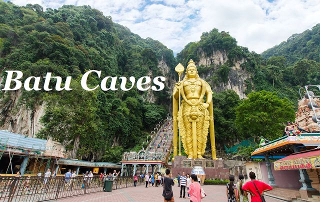 Batu Caves: A Must Visit Place in Malaysia by Imran