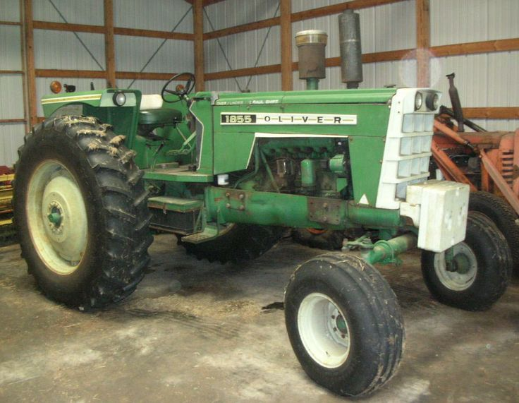 Oliver S Tractor Dual Wheels : Best images about oliver farm machinery on pinterest