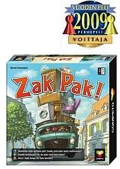 Competo, Vuoden perhepeli 2009, Zak Pak