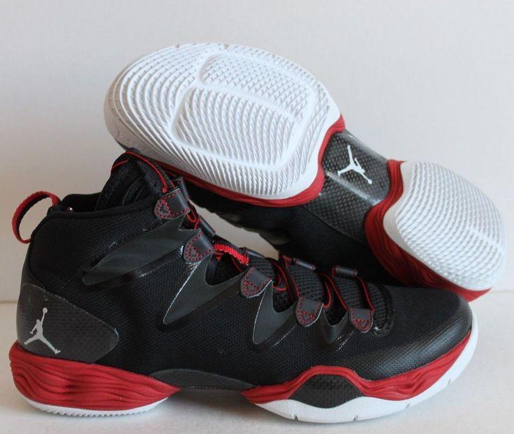 premium selection 04295 91d5b ... best 616345 001 nike air jordan 28 xx8 se gym red white anthracite blk men  shoes ...