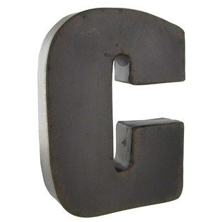 small red blue or brown metal letter c shop hobby lobby