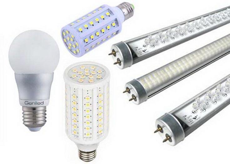 Экономное промышленное освещение, или почему выгодно покупать LED лампы оптом
