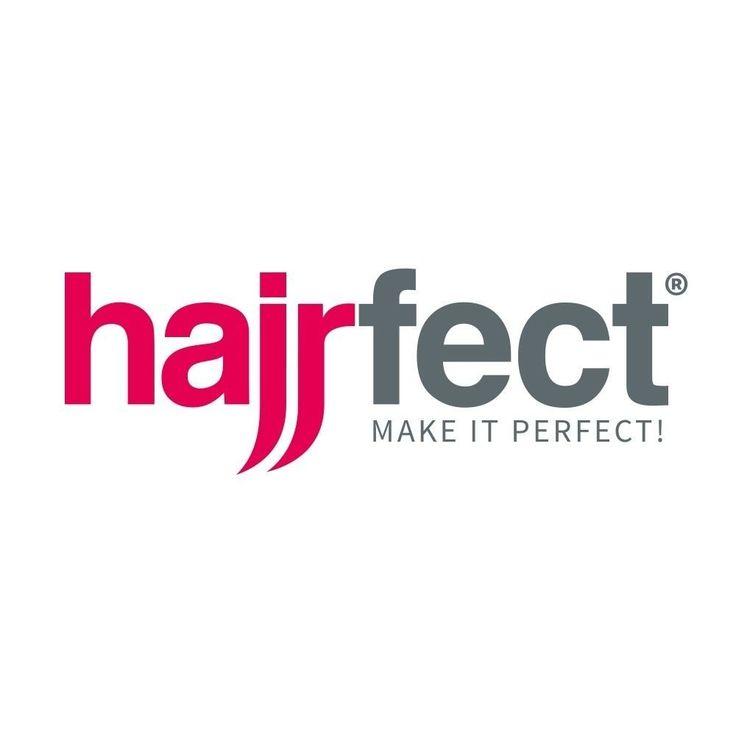Hairfect ECO-Line Tape Extensions Haarverlängerung aus indischem Echthaar - glatt, Naturtöne 40-60 cm, 10 Strähnen Größe 40 cm, Farbe 1b schwarz