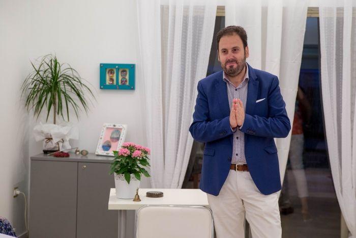 Σεμινάριο Εκμάθησης Αυτούπνωσης με τον Στέφανο Λ Βαούτη