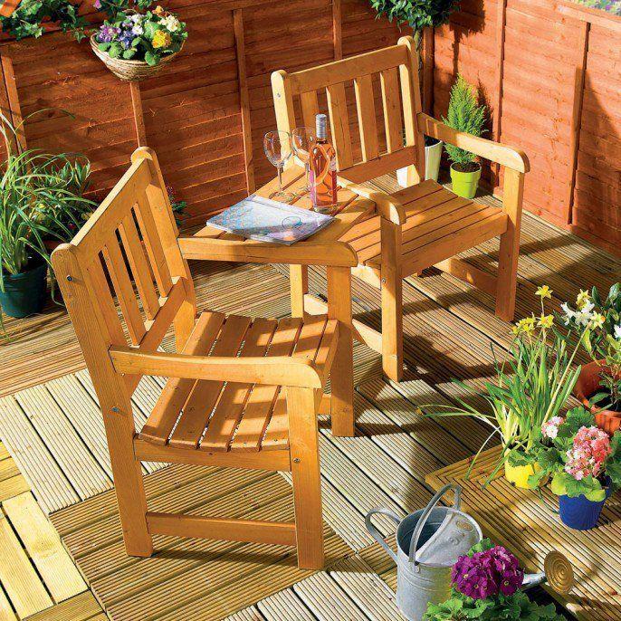 companion garden bench corner love seat jack and jill tete a tete set best