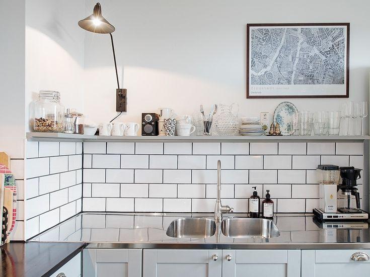 71 best Cuisine images on Pinterest - joint noir salle de bain