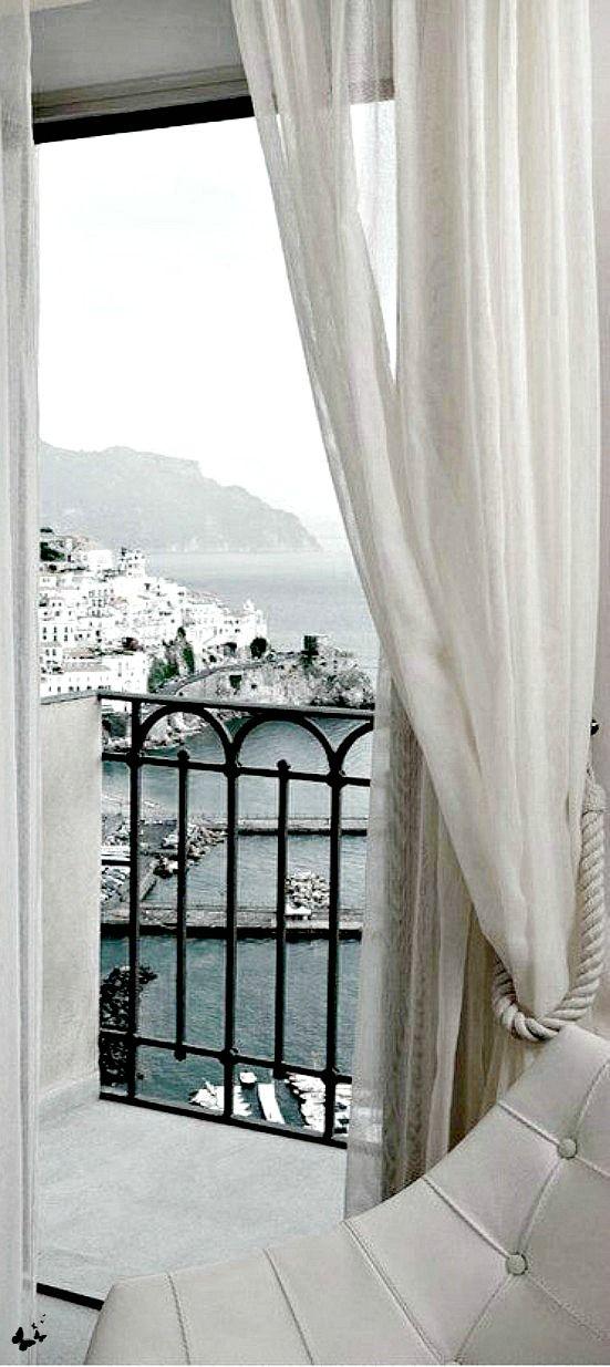 Travelling - Grand Hotel Convento Di Amalfi, Italy