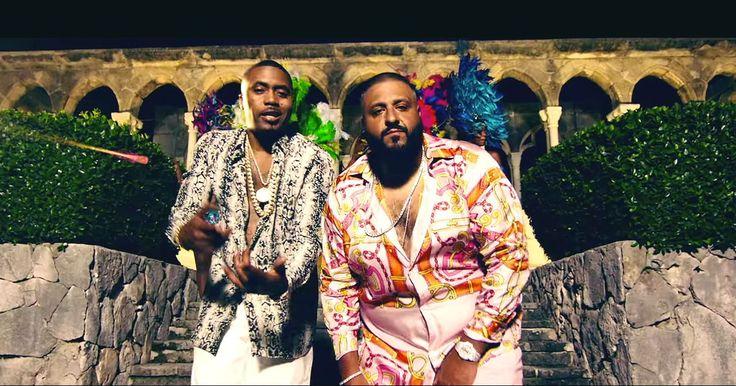 Watch DJ Khaled, Nas' Cinematic 'Nas Album Done' Video #headphones #music #headphones