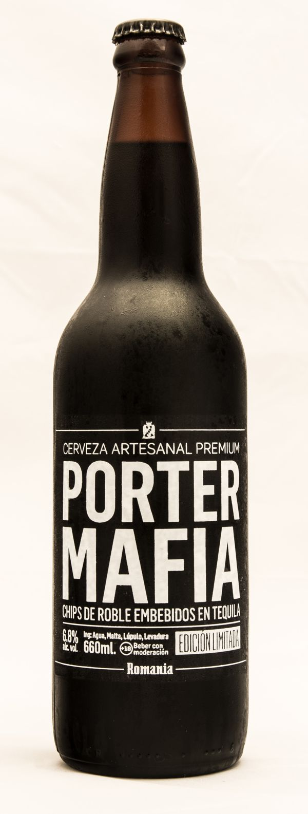 Romania Craft Beer Porter Mafia by